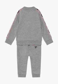 Guess - ACTIVE BABY SET - Tracksuit - light heather grey - 1