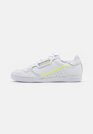 CONTINENTAL 80 SPORTS INSPIRED SHOES - Matalavartiset tennarit - footwear white/bliss purple/hi-res yellow