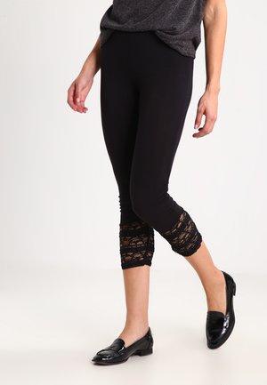 AGNES  - Legging - pitch black