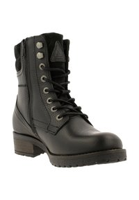 Gaastra - MARENA - Lace-up ankle boots - black - 5