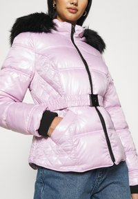 River Island - Winter jacket - lilac - 7