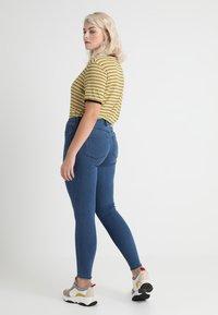 ONLY Carmakoma - CARSTORM - Jeans Skinny Fit - medium blue denim - 2