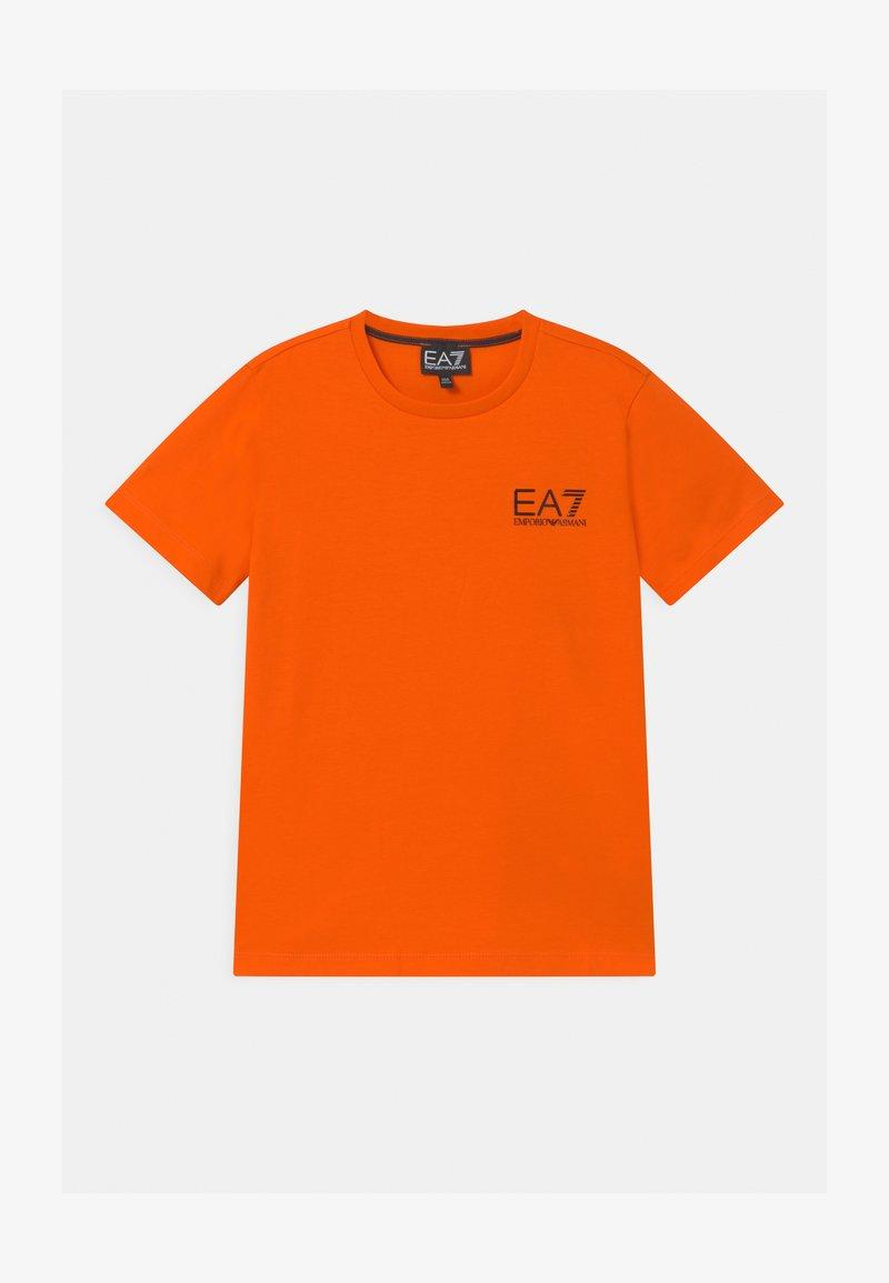 Emporio Armani - EA7 - Print T-shirt - orange