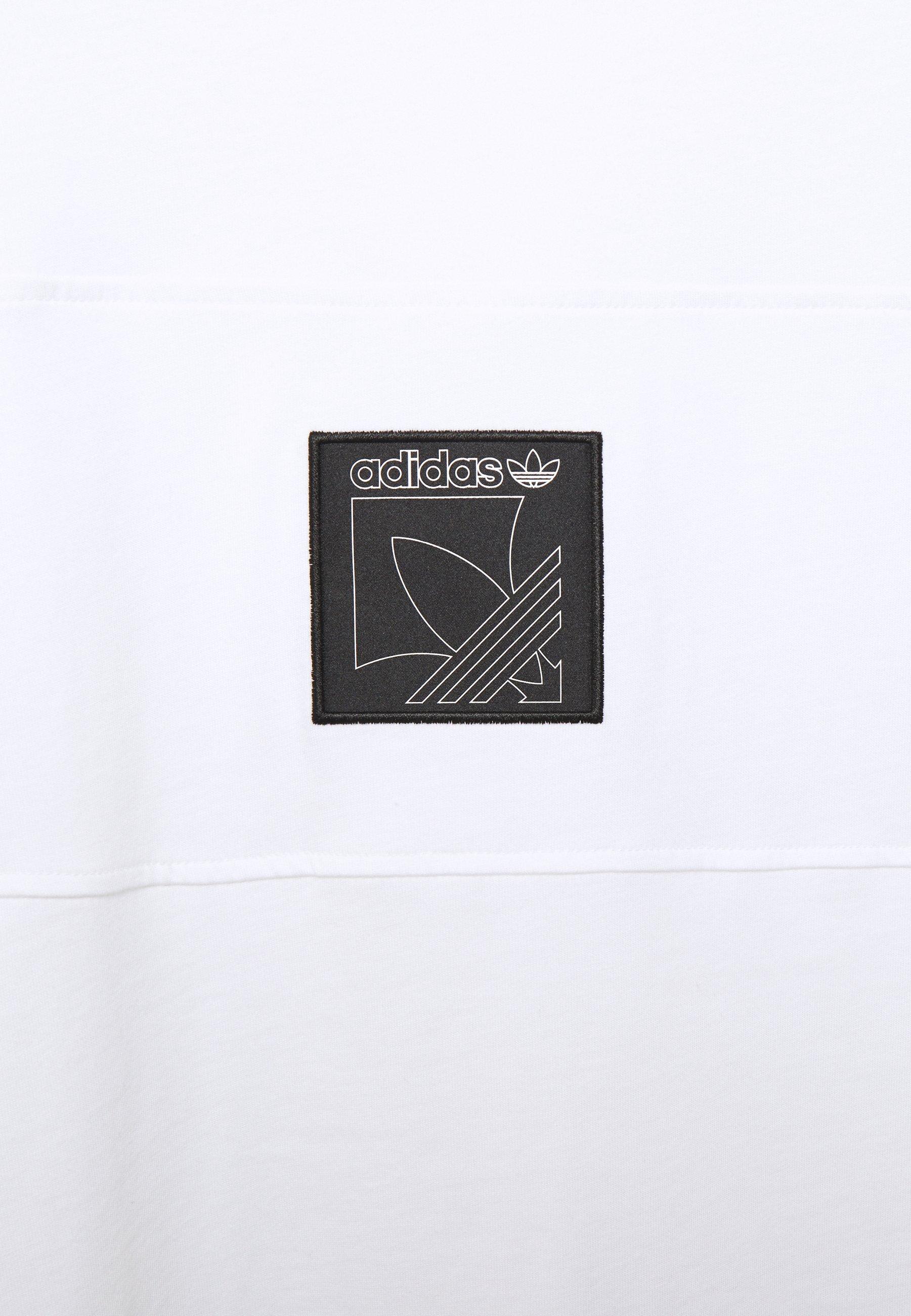 Adidas Originals Icon Tee - T-shirt Z Nadrukiem White