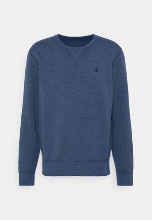 LONG SLEEVE - Collegepaita - derby blue heather