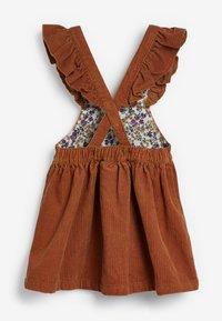 Next - Day dress - brown - 2