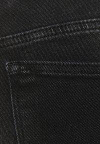 2nd Day - 2ND RIGGIS THINK TWICE - Straight leg jeans - black - 6