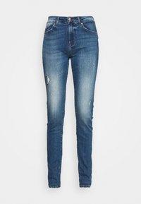 ONLHUSH LIFE - Jeans Skinny Fit - medium blue denim