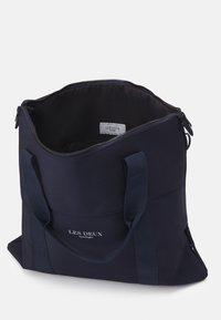 Les Deux - TRAVIS TOTE BAG - Tote bag - dark navy - 2