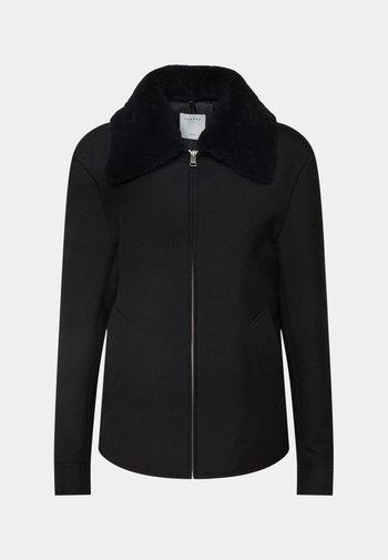 HERON - Light jacket - noir