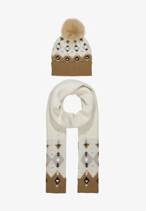 SET - Scarf - off-white