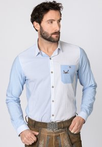 Stockerpoint - ROMAN - Shirt - blue - 0