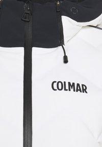 Colmar - Skidjacka - white/black - 3