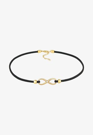 INFINITY  - Necklace - gold