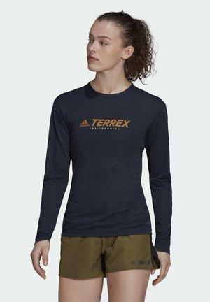 TERREX PRIMEBLUE TRAIL - Bluzka z długim rękawem - blue