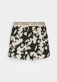 ONE LOUNGE SLEEP SHORT - Pyjama bottoms - charming khaki