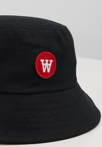 Wood Wood - VAL BUCKET HAT - Hat - black - 2