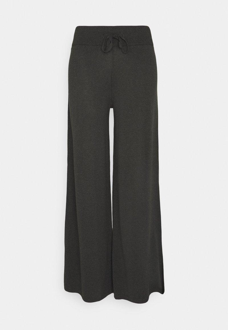 Ecoalf - PANTS - Trousers - asphalt