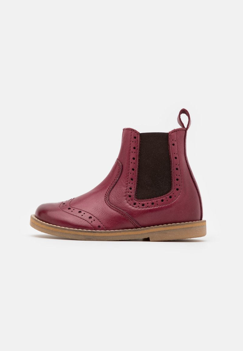 Froddo - CHELYS BROGUE NARROW FIT - Classic ankle boots - bordeaux