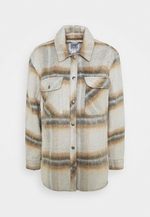 LEAH SHACKET - Short coat - neutral