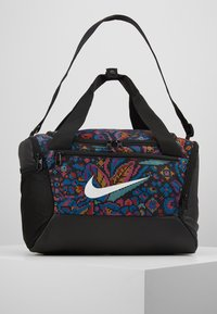 Nike Performance - XS DUFF  - Sports bag - black/hyper pink/white - 0