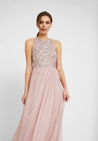 Lace & Beads - PRIYA PICASSO - Occasion wear - pink - 4