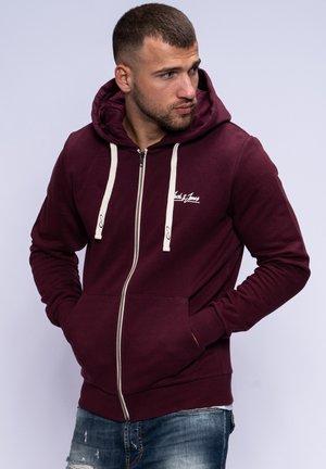 HAVOS  - Zip-up hoodie - port royale