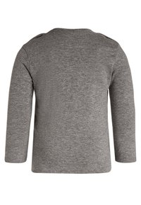 Noppies - PUCK - T-shirt à manches longues - anthracite melange - 1