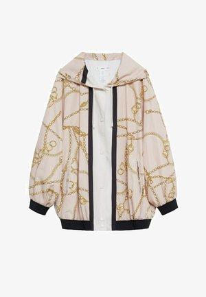 Summer jacket - hellrosa