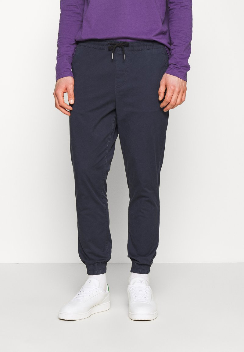 Jack & Jones - JJIGORDON JJLANE  - Tracksuit bottoms - navy blazer