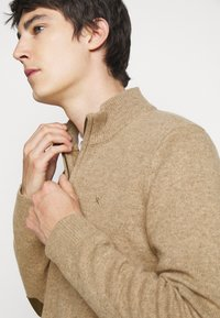 Hackett London - Jumper - mushroom - 6