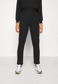 New Look - ELASTIC HEM SET - Sweatshirt - black - 3
