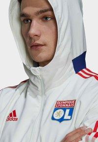 adidas Performance - Training jacket - white - 2