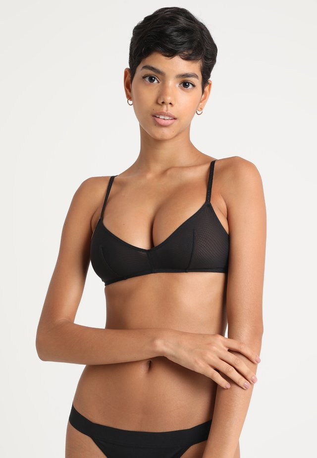 BRALETTE MIX MATCH - Reggiseno a triangolo - black