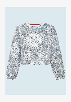 FRANCES - Sweatshirt - optic weiss