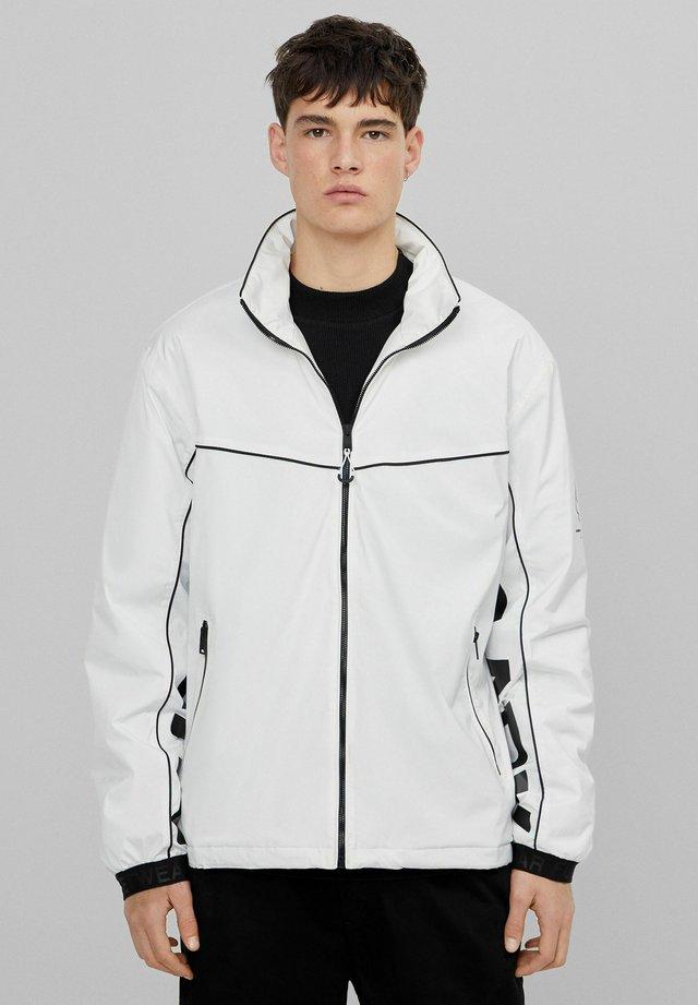 Veste mi-saison - white
