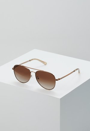 SAN DIEGO - Sunglasses - shiny mink brown