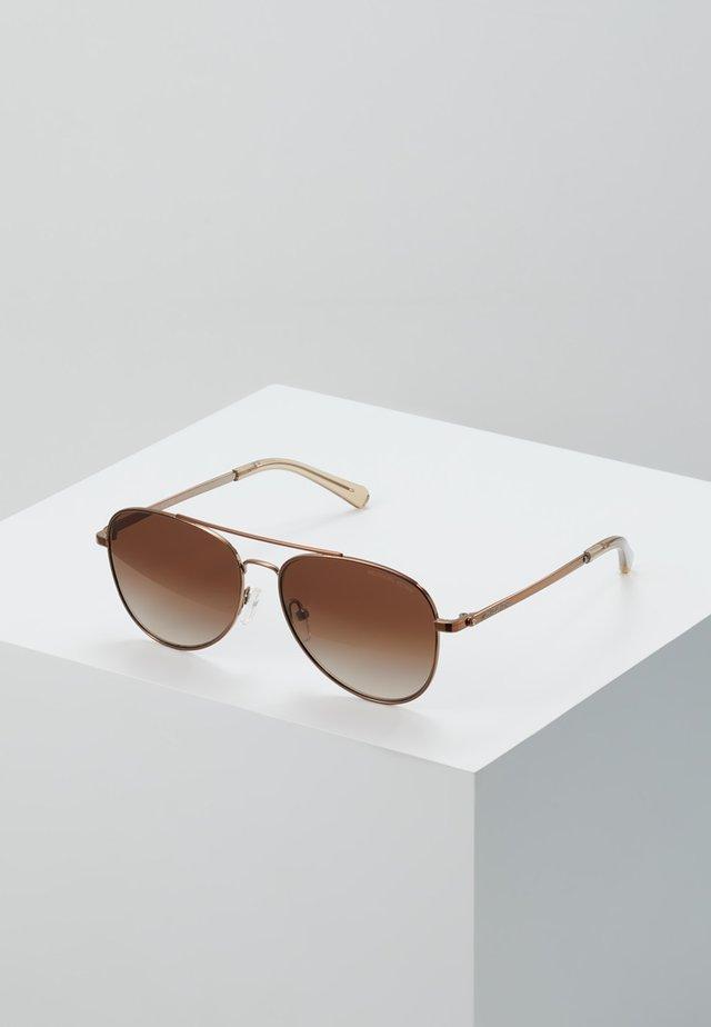 SAN DIEGO - Sluneční brýle - shiny mink brown