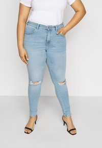 Dr.Denim Plus - LEXY - Jeans Skinny Fit - icicle blue ripped - 0