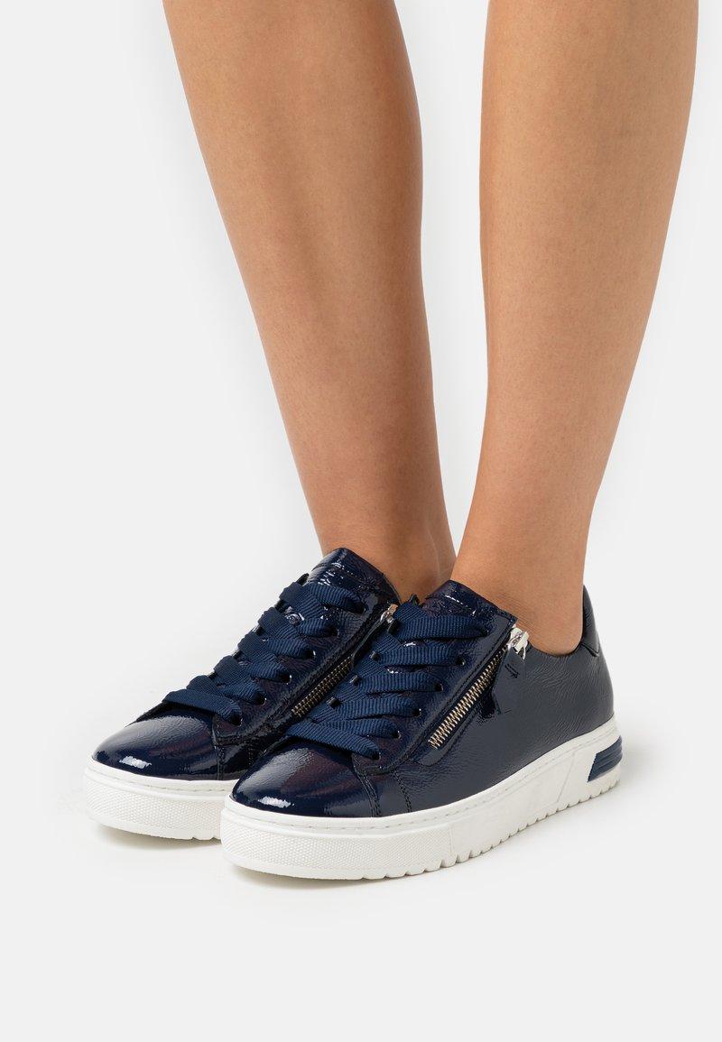 Gabor Comfort - Sneakers laag - marine