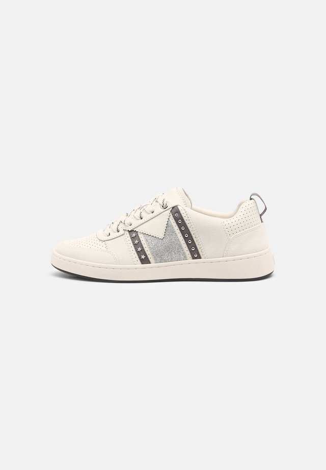 221FURIOUSGLITTER - Sneakers laag - argent