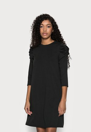 ONLVIOLA DRESS PETIT - Robe en jersey - black