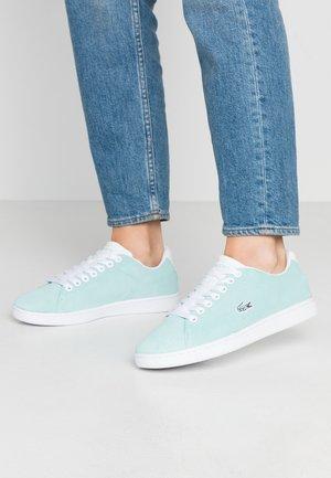 CARNABY EVO - Sneakersy niskie - light green/white
