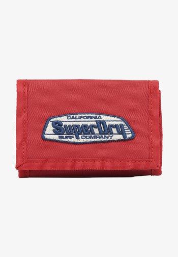 Wallet - cali rouge