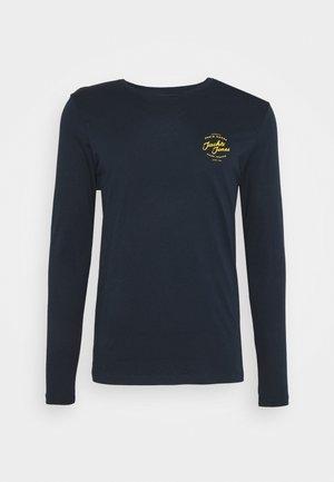 JJHERO TEE  - T-shirt à manches longues - navy