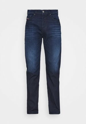 FINING - Straight leg jeans - dark blue