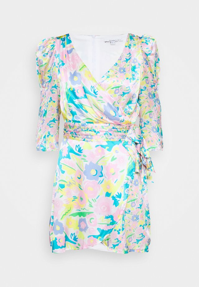 REN DRESS - Korte jurk - multi-coloured