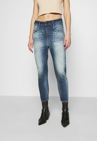 Diesel - FAYZA - Relaxed fit jeans - indigo - 0