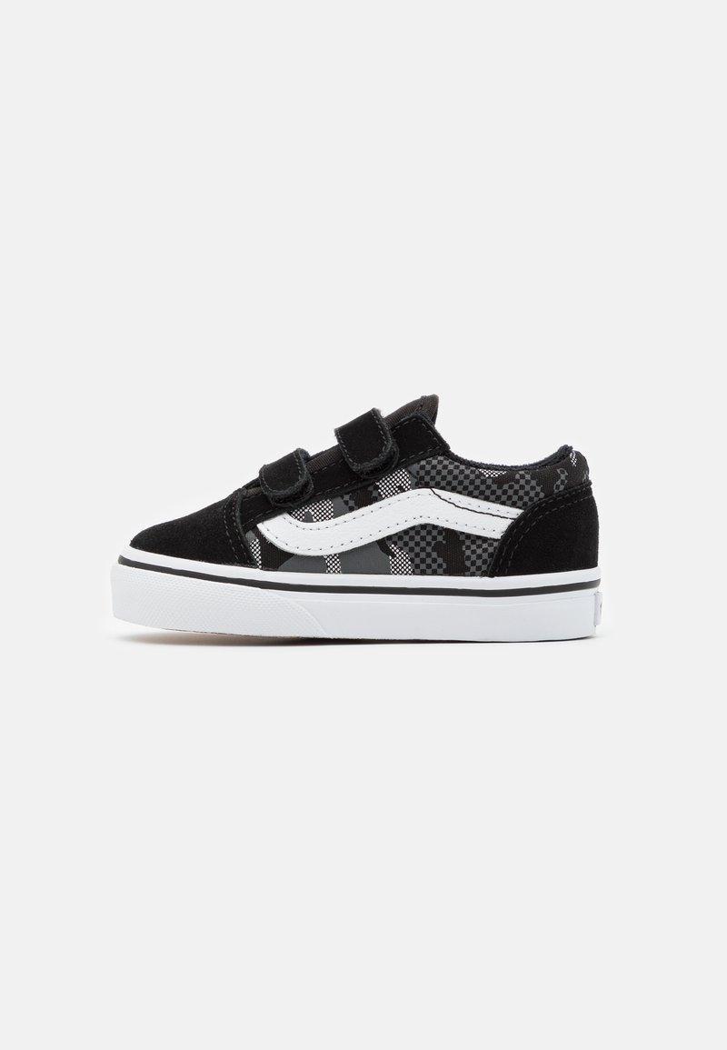 Vans - OLD SKOOL  - Baskets basses - black/true white