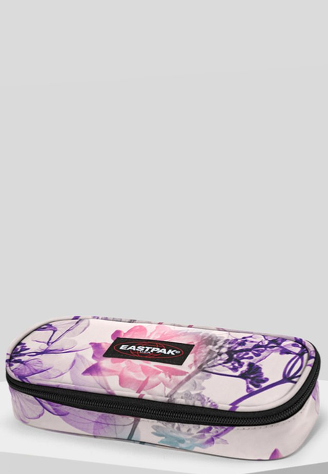 FLOWER-RAY/AUTHENTIC - Trousse de toilette - pink ray